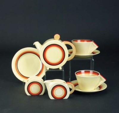 A  'Bizarre' Bon Jour tea for