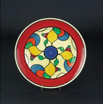 A  'Bizarre' plate