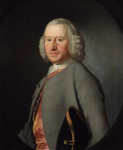 Circle of Joseph Wright of Der
