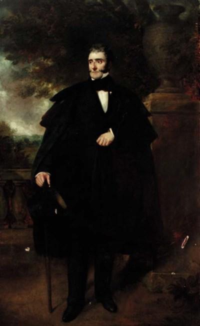 Follower of Sir Francis Grant