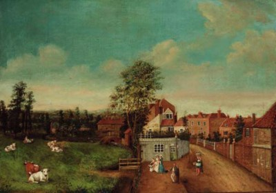 James Hagarty (fl.1762-1783)