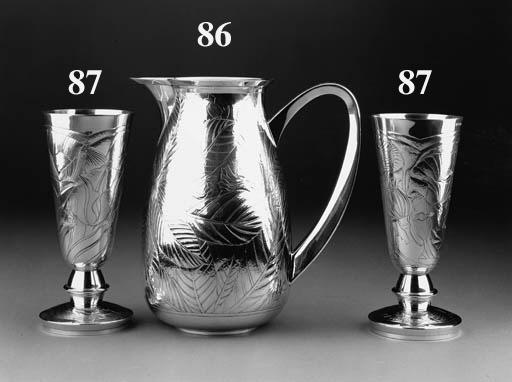 A modern water jug or pitcher