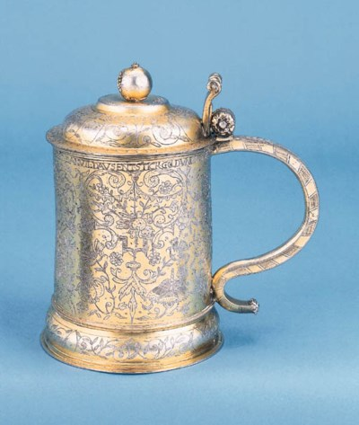 A small, 17th century Swiss en