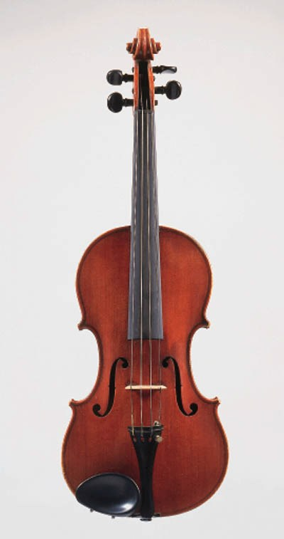 A good American violin by Geor