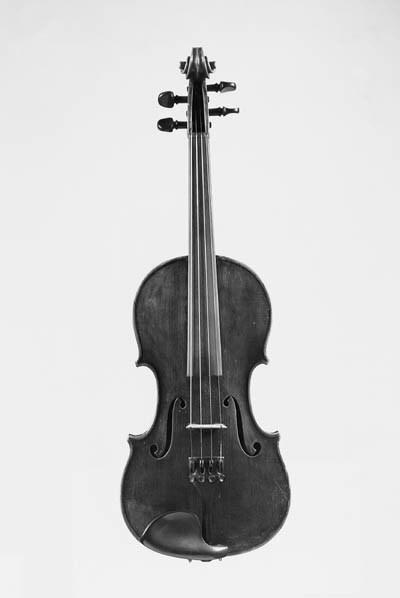 A Dutch violin by Lorenz Krumb