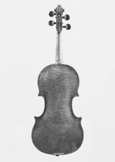 BAn Italian violin labelled ..