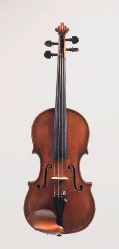 A good modern Neapolitan violi