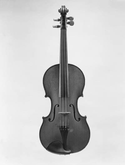 A French violin by Collin-Mezi