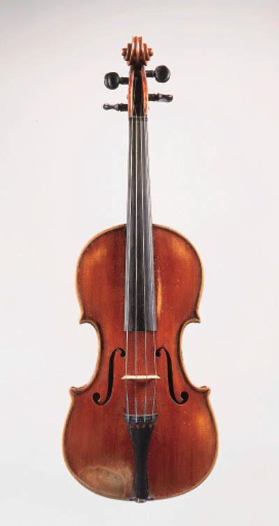 A good modern Italian viola by