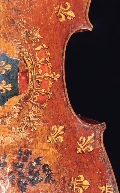A rare 17th-Century French vio
