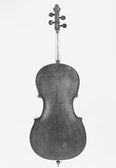 A Viennese violoncello attribu