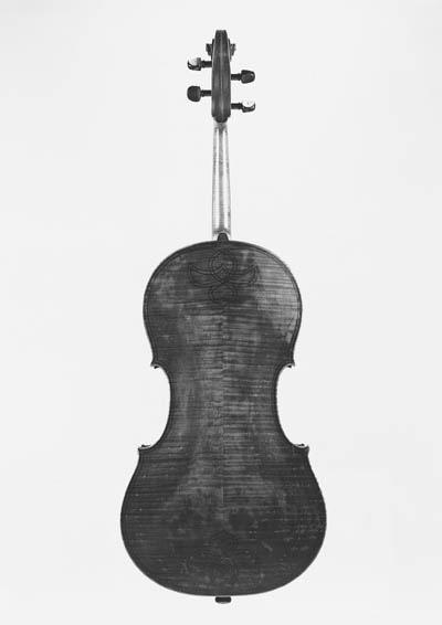 A French violoncello, circa 18