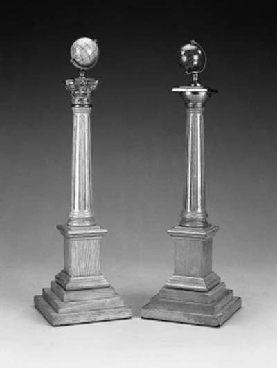 A pair of 1-inch diameter mini