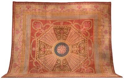 An European carpet of Adam sty