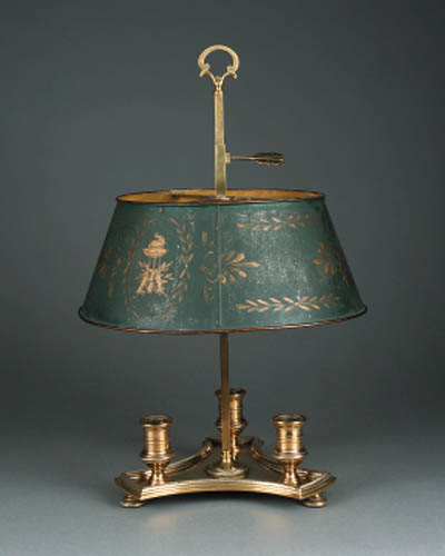 A French gilt bronze Bouillott