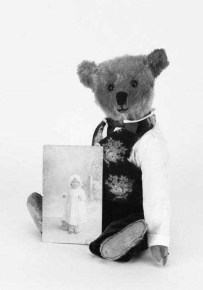 'Tedds', a Steiff teddy bear
