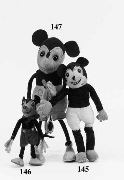 A Dean's Mickey Mouse