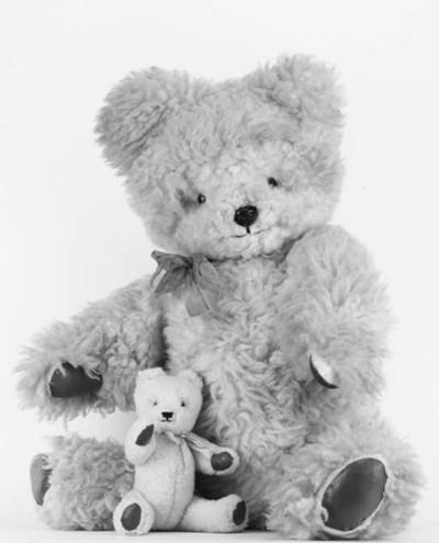 A Schenker teddy bear