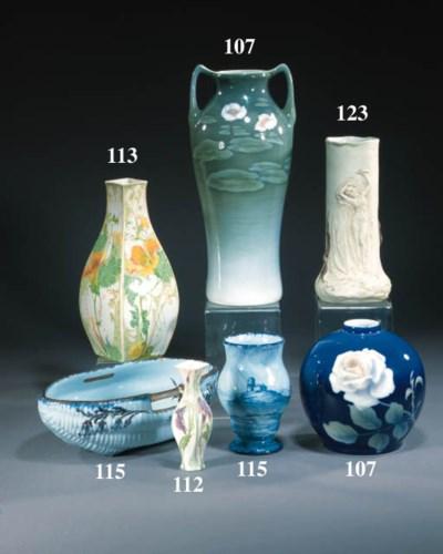 A Rozenburg eggshell porcelain