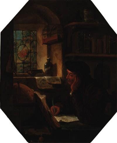 Manner of Thomas Wyck