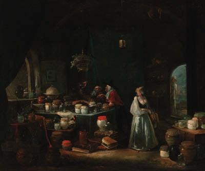 Egbert van Heemskerk II (1634-