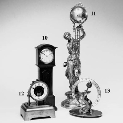 A French gilt-spelter Mystery