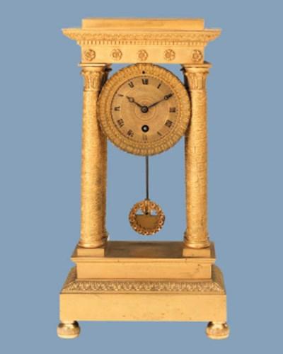A Louis Philippe ormolu miniat