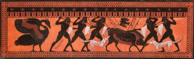 Designs from the Hunt Krater,