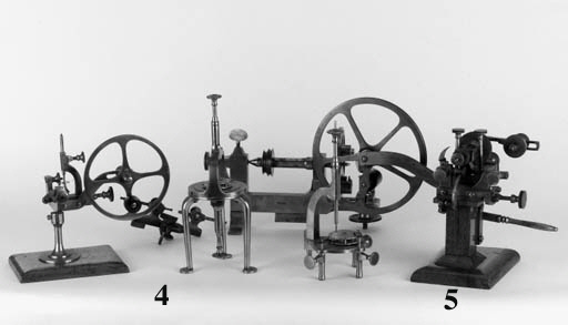 A mandrel and other tools: