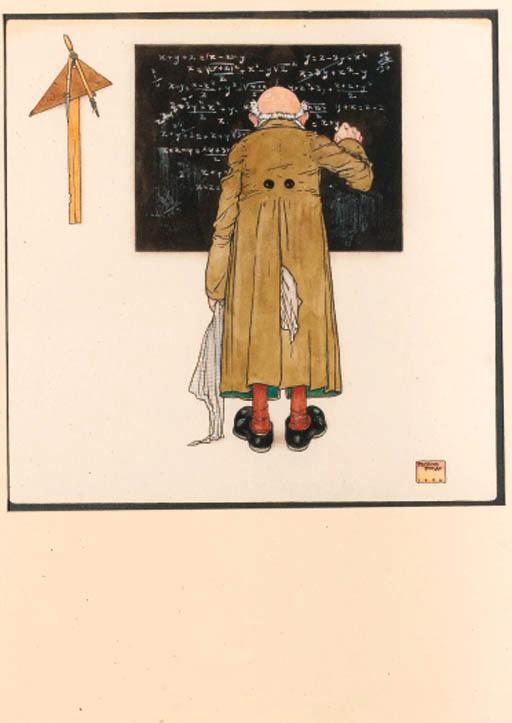 Edmund Dulac (1882-1953)
