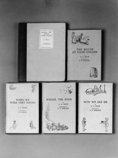 MILNE, A. A. & E. H. SHEPARD (