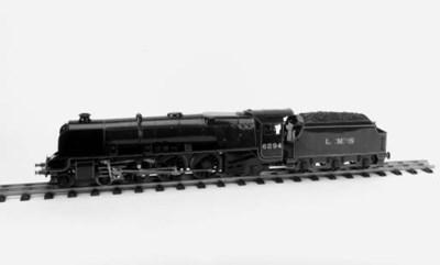 High pressure live steam model