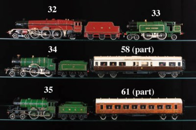 Hornby Series electric E36 GWR