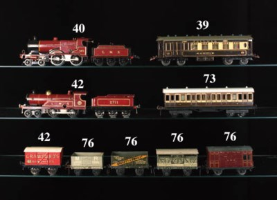 Hornby Series Locomotives and
