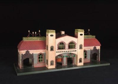 Bing Large Town Station