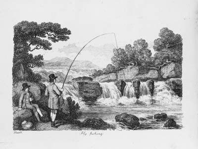 HOWITT, Samuel. The Angler's M