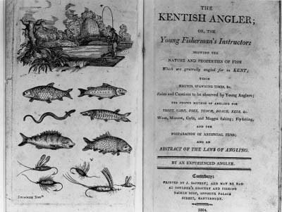 The Kentish Angler: or, The yo
