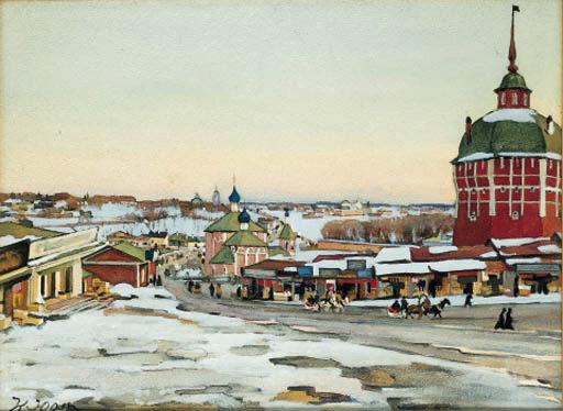 Konstantin Fedorovich Iuon [Yuon] (1875-1958)