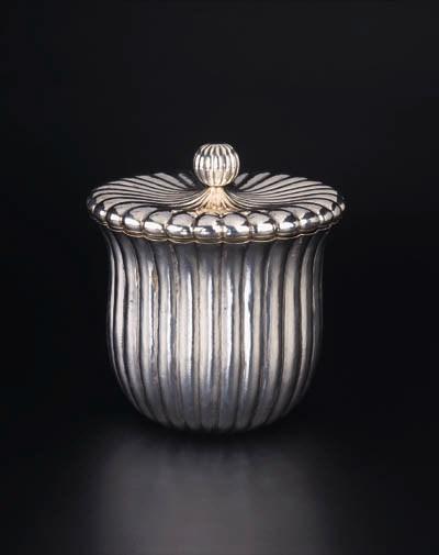 An Italian silver ice-bucket