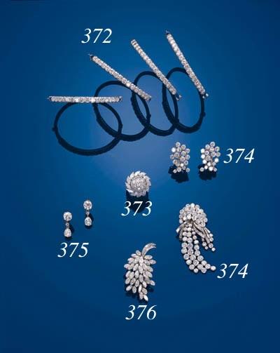 FOUR DIAMOND BANGLES