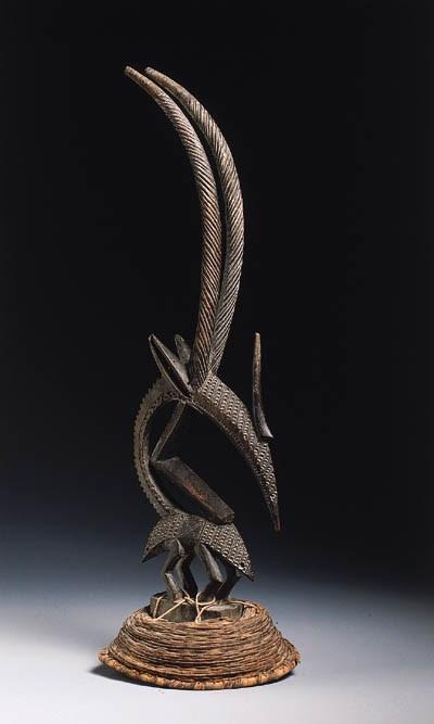 Kopfaufsatz, Bambara, Chi Wara