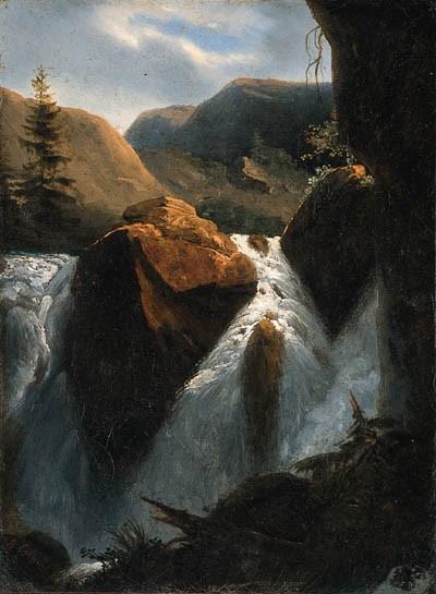 Alexandre Calame (1810 - 1864)