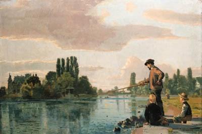 Ferdinand Hodler (1853 - 1918)