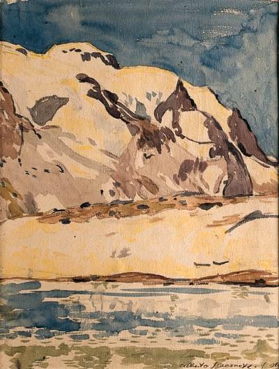 Alberto Giacometti (1901 - 196