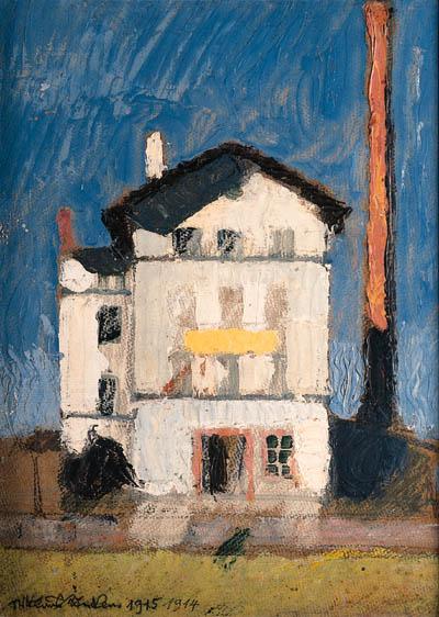 Niklaus Stoecklin (1896 - 1982