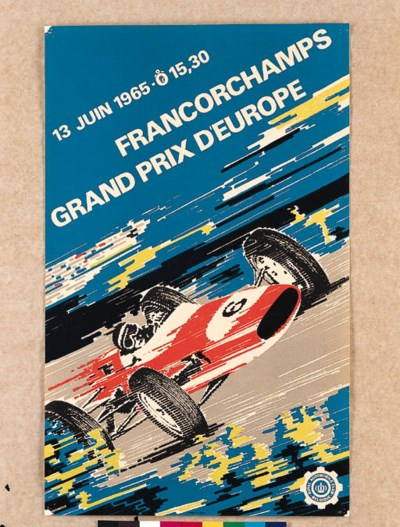 Belgian Grand Prix - A collect