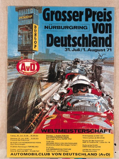 German Grand Prix - A collecti