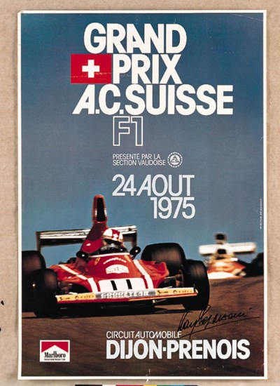 French and Swiss Grands Prix -