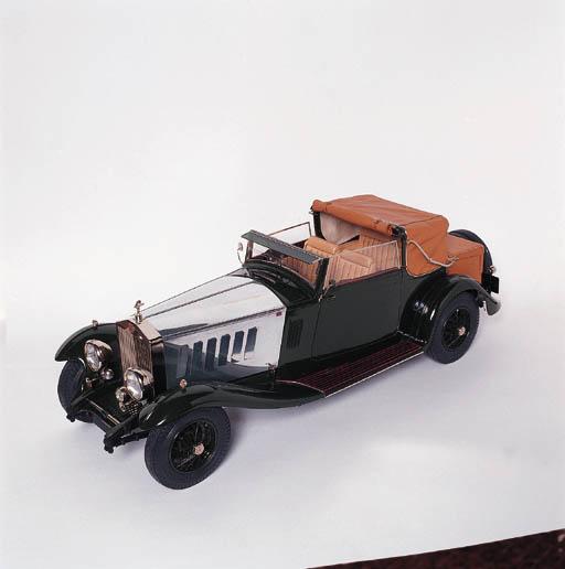 Rolls-Royce Phantom II - A goo