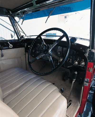 1930 ROLLS-ROYCE PHANTOM II CA